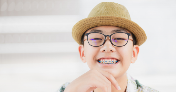 Preventing Stains During Orthodontic Treatment